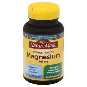 Nature Made High Potency Magnesium 400mg