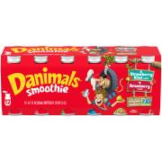 Dannon Danimals Strawberry Kiwi Smoothies