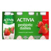 Dannon Activia Strawberry Yogurt