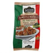 Cooked Perfect All Natural Homestyle Meatballs