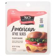 So Delicious Dairy Free Plant-Based American Style Slices