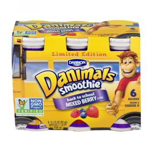 Dannon Danimals Summer Watermelon Drinkable Yogurt