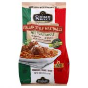Cooked Perfect All Natural Italian Style Meatballs