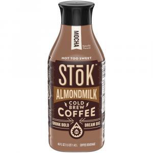 Stok Cold Brew Coffee Almond Milk