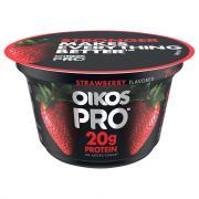 Oikos Pro Strawberry Yogurt