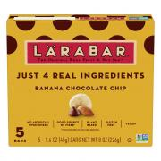 Larabar Banana Chocolate Chip
