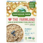 Cascadian Farm Purely O's Cereal
