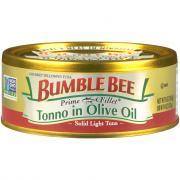 Bumble Bee Prime Fillet Tonno in Olive Oil
