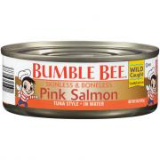 Bumble Bee Pink Salmon