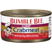 Bumble Bee Fancy Lump Crabmeat