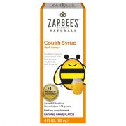 Zarbee's Naturals Children's Cough Syrup Grape