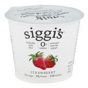 Siggi's Strawberry Yogurt