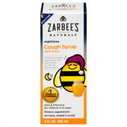 Zarbee's Children's Nighttime Cough Syrup/Honey & Grape