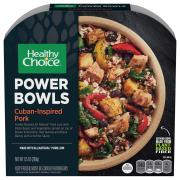 Healthy Choice Power Bowls Cuban-Inspired Pork Bowl