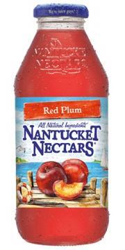 Nantucket Nectars Red Plum Lemonade