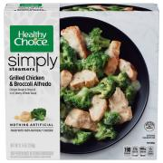 Healthy Choice Simply Steamers Grilled Chicken