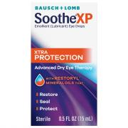 Bausch + Lomb Soothe Lubricant Eye Drops Xtra Protection