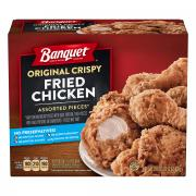 Banquet Crispy Fried Chicken