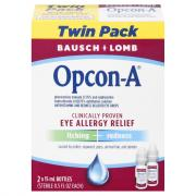 Bausch & Lomb Opcon A Eye Allergy Relief