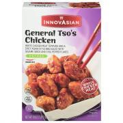 InnovAsian General Tso's Chicken