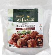 Alfresco Italian Style Meatballs