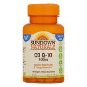 Sundown Naturals CO Q-10 100 mg Softgels