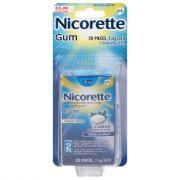 Nicorette 2mg White Ice Gum