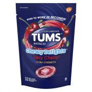 Tums Chewy Delight Cherry