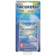 Nicorette 4mg White Ice Gum
