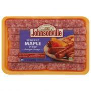 Johnsonville Maple Sausage Links