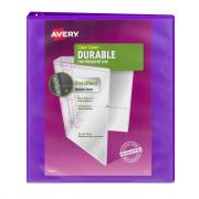 "Durable Assorted 1"" View Binder"