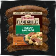 Johnsonville Flame Grilled Italian Sausage