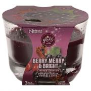 Glade Berry Merry & Bright 3-Wick Candle