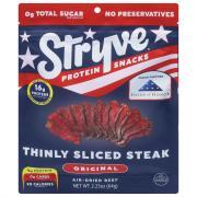 Stryve Original Beef Biltong