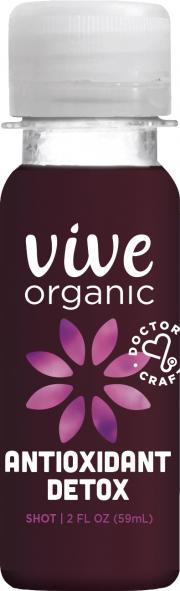 Vive Organic Antioxidant Detox Shot