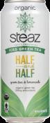 Steaz Organic Iced Green Tea Half & Half
