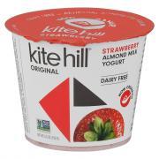 Kite Hill Almond Milk Yogurt Strawberry