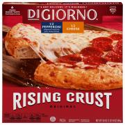 DiGiorno Half Pepperoni Half Cheese Pizza