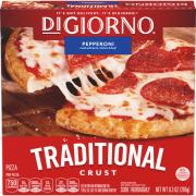 DiGiorno for One Pepperoni Traditional Crust Pizza