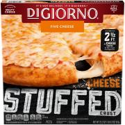 DiGiorno Five Cheese Cheese Stuffed Crust Pizza