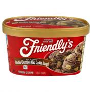 Friendly's Double Chocolate Chip Cookie Dough