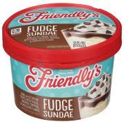 Friendly's Fudge Sundae Cup