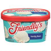 Friendly's Vanilla Bean Ice Cream