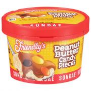 Friendly's Reese's Pieces Sundae