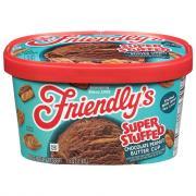 Friendly's SundaeXtreme Chocolate PeanutButter Cup Ice Cream