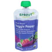 Sprout Veggie Power Organic Purple Carrot
