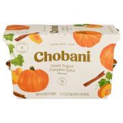 Chobani Milk & Cookies Whole Milk Greek Yogurt