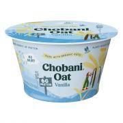 Chobani Non Dairy Plant-Based Oat Blend Vanilla