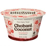 Chobani Non Dairy Strawberry Yogurt