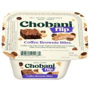 Chobani Coffee Brownie Bliss